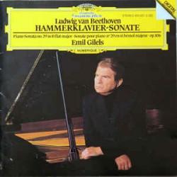 Ludwig van Beethoven, Emil Gilels – Hammerklavier-Sonate