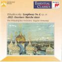 """Tchaikovsky - Eugene Ormandy, The Philadelphia Orchestra – Symphony No. 4 • """"1812"""" Overture • Marche Slave"""