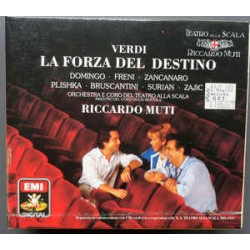 Verdi, Riccardo Muti, Domingo, Freni, Zancanaro, Zajick, Plishka – La Forza Del Destino